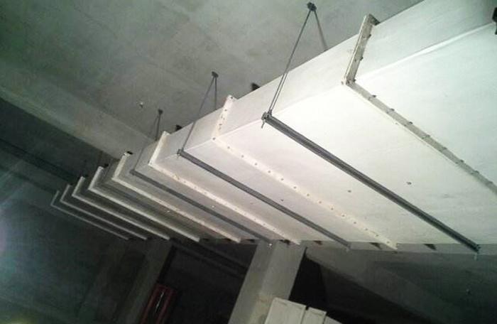 无机玻璃钢风管厂家